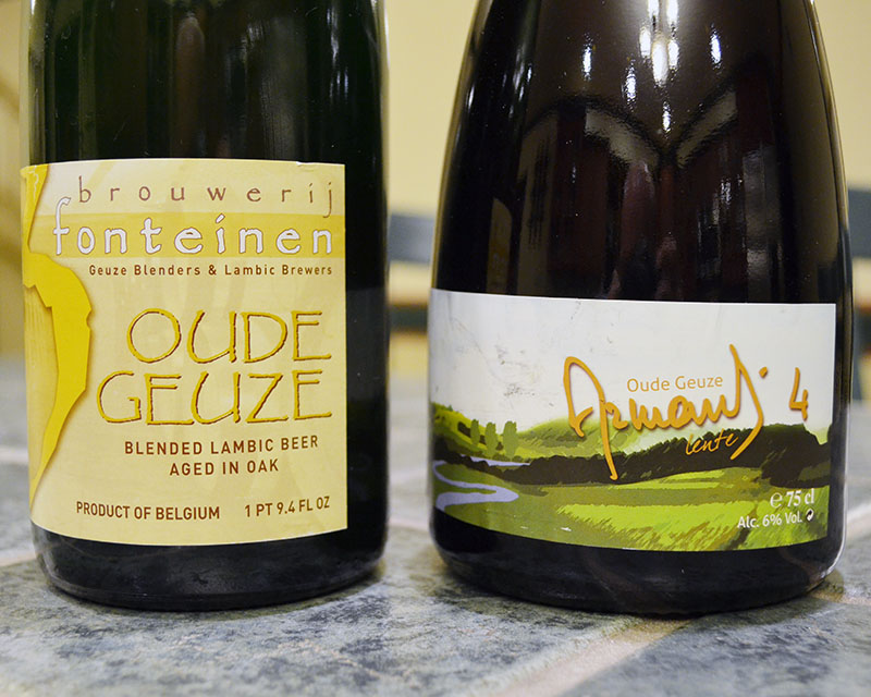 Armand 4 Lente & 3F Golden Label Gueuze