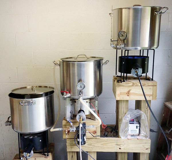 Brew Kettles 2
