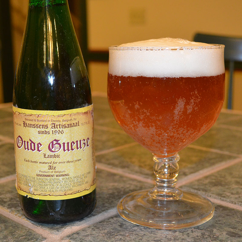 Hanssens Gueuze Featured