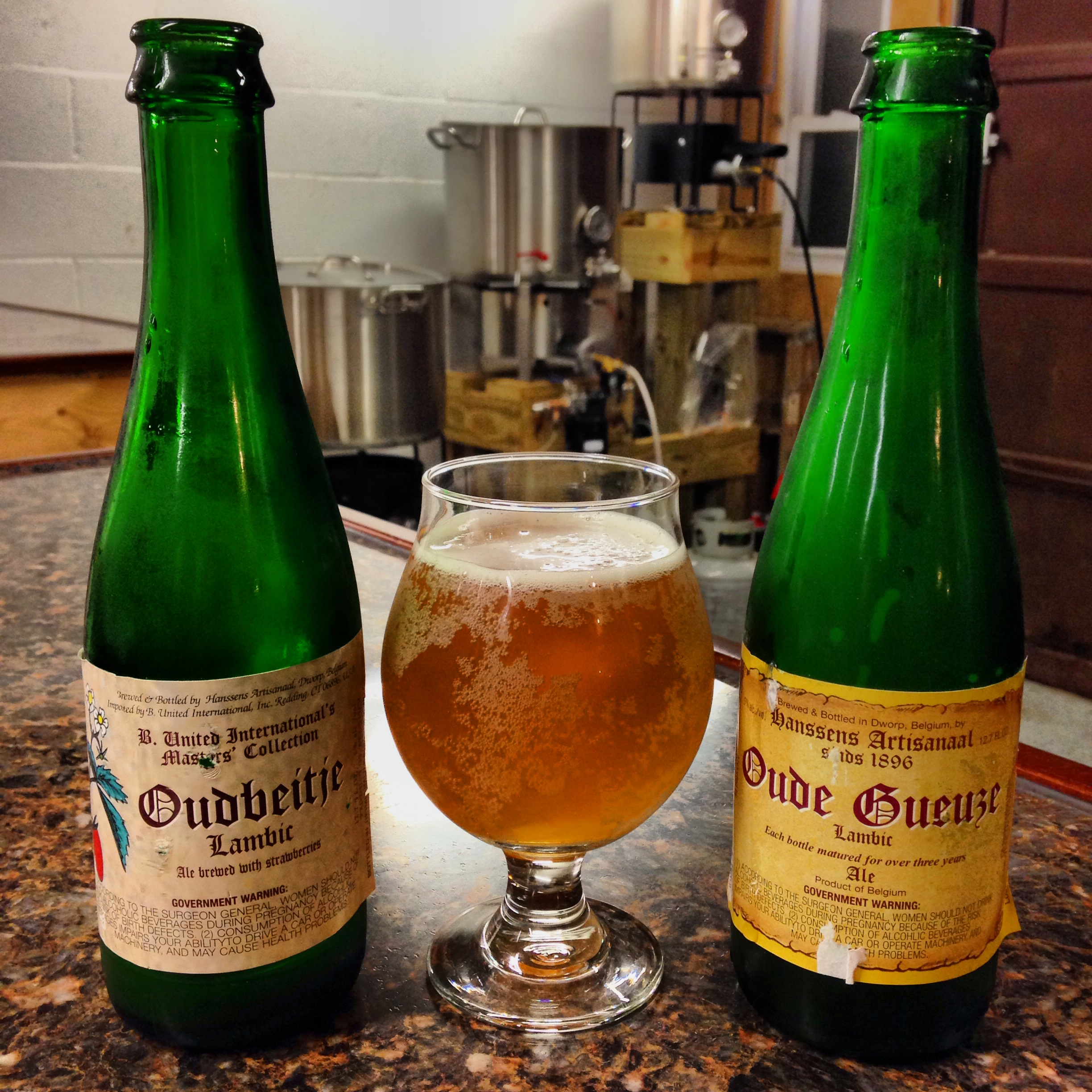 Dr. Lambic is Born!
