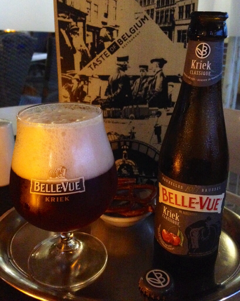 Bellevue Kriek: Reviewed In Aruba