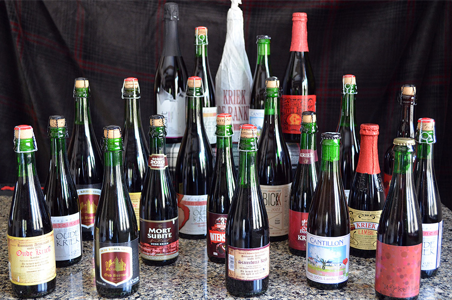 Epic Kriek Tasting Coming Soon