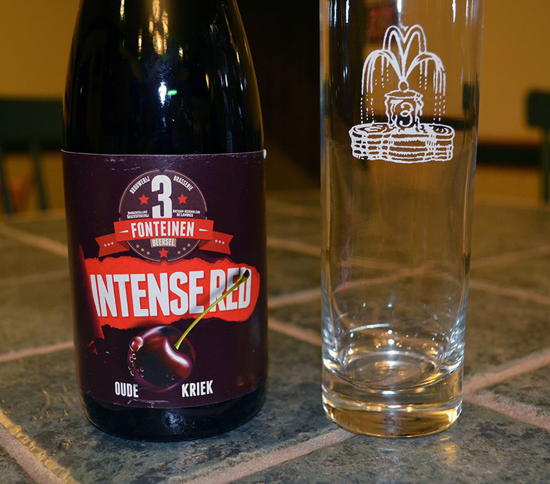 Intense Red Oude Kriek