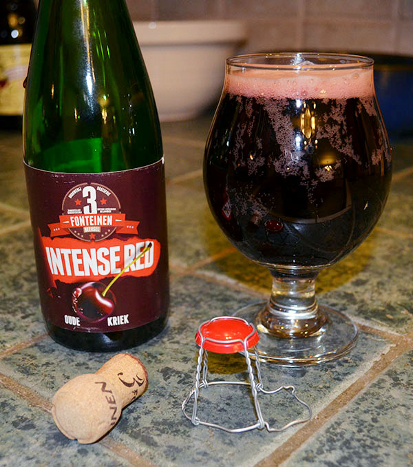 Drie Fonteinen Intense Red Kriek