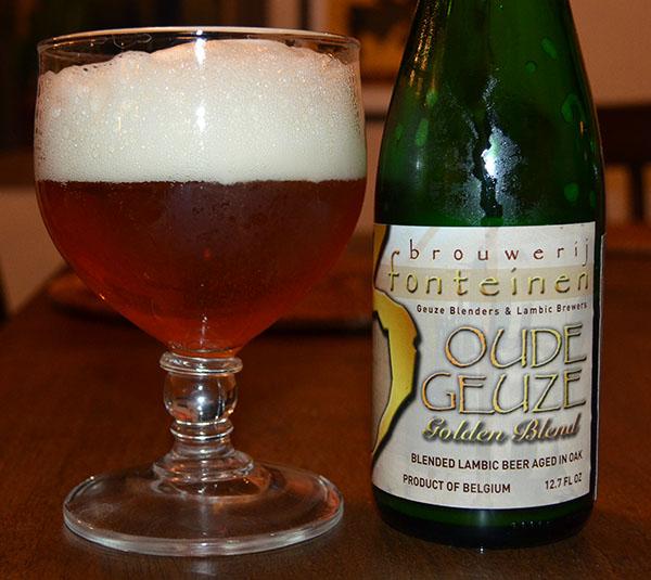 Drie Fonteinen Golden Blend Gueuze