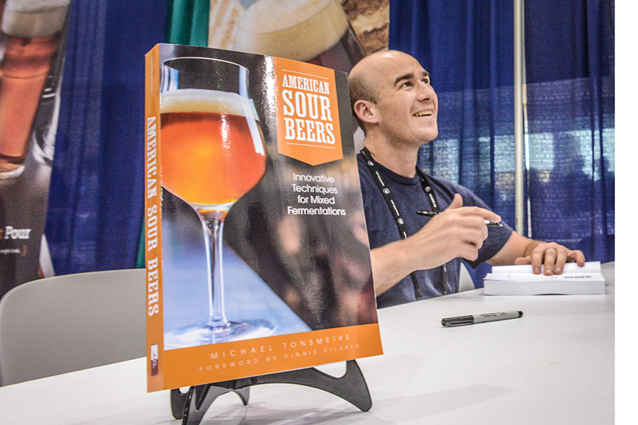 Sour Beers at the National Homebrewers Conference 2014