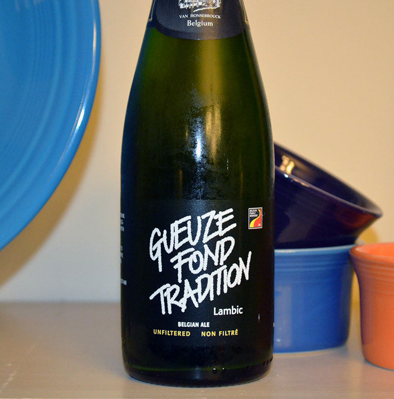 St. Louis Gueuze Fond Tradition