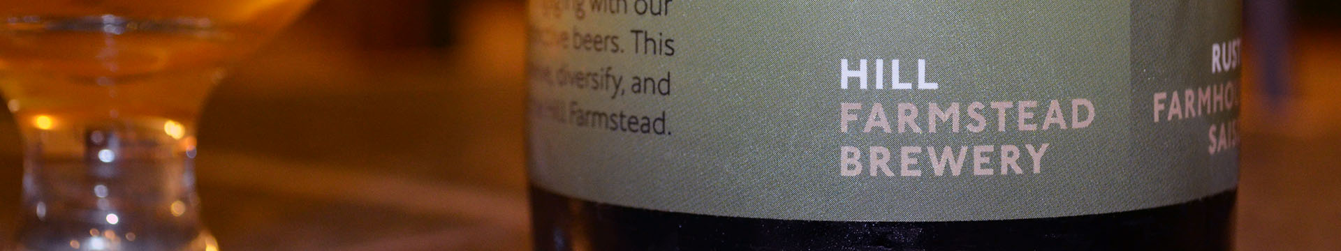 Hill Farmstead Arthur Header
