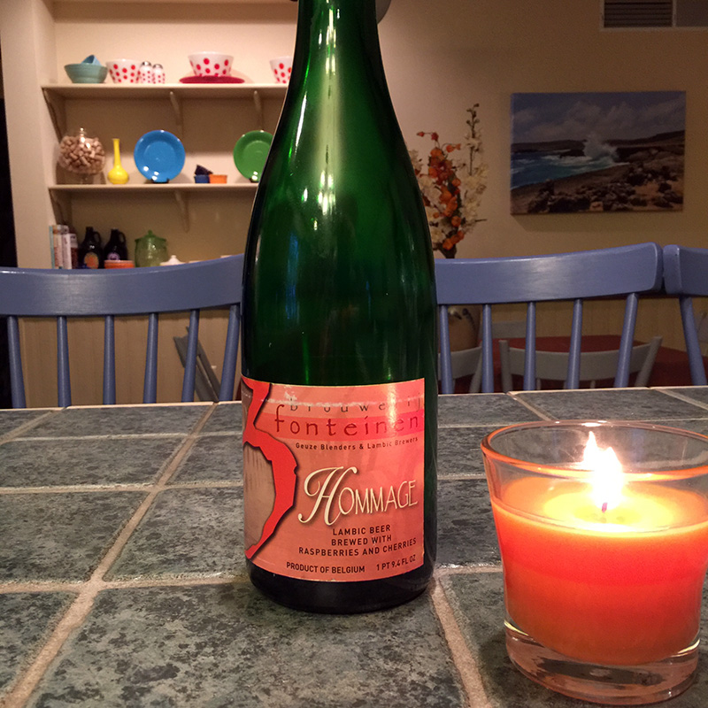 Drie Fonteinen Hommage Featured