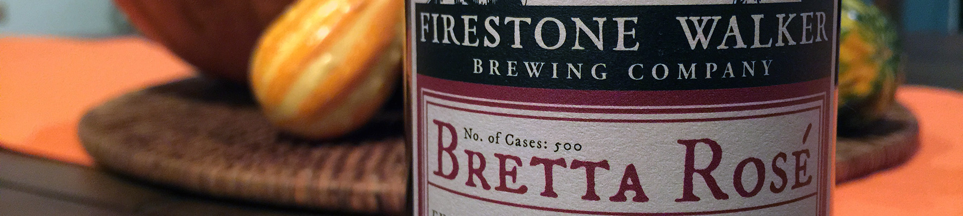 Firestone Walker Bretta Rose Header