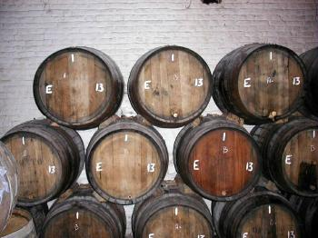 Cantillon Barrels