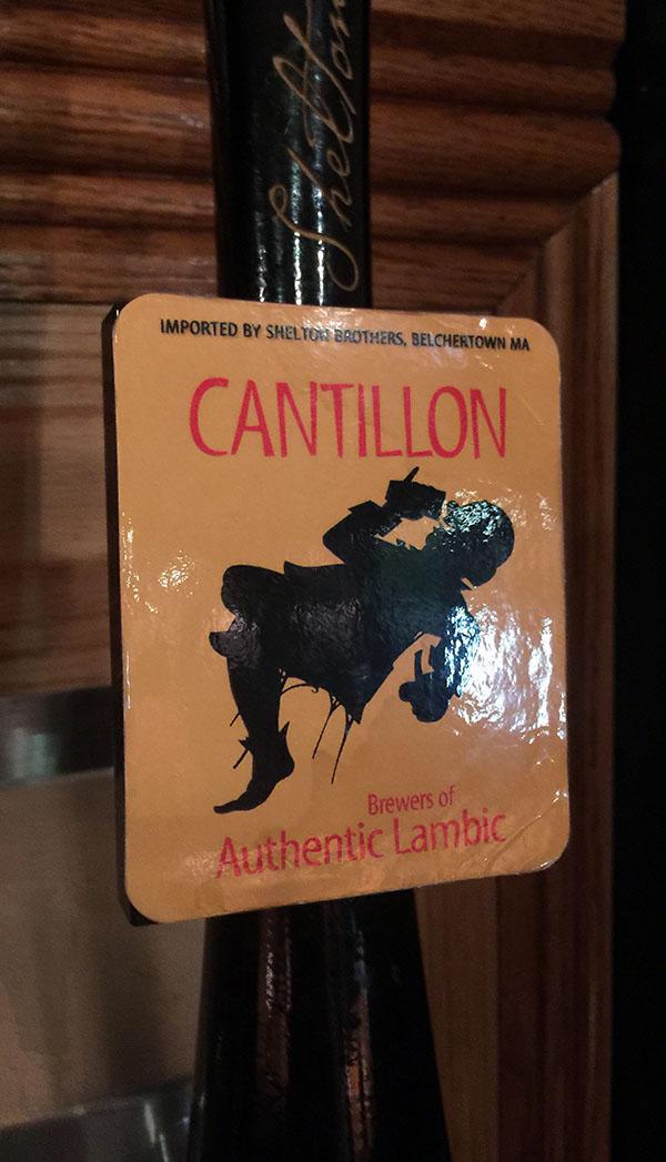 Cantillon Fou Foune Tap