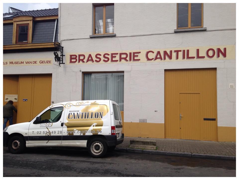 Brasserie Cantillon - Photo by Greg Kean.