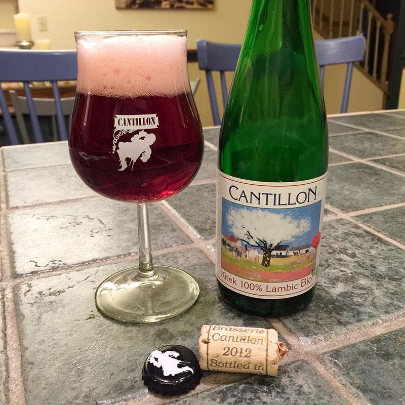 Cantillon Kriek 100% Lambic Bio