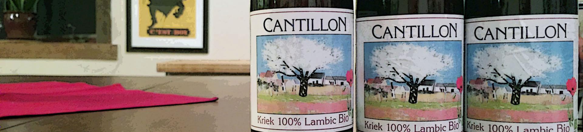 Cantillon Kriek Header 2