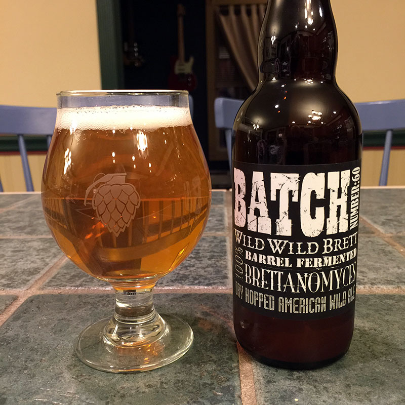 Crooked Stave Wild Wild Brett Batch 60 Featured