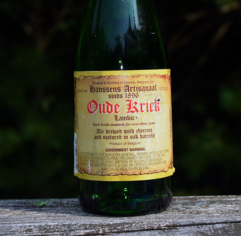 Hanssens Oude Kriek Featured