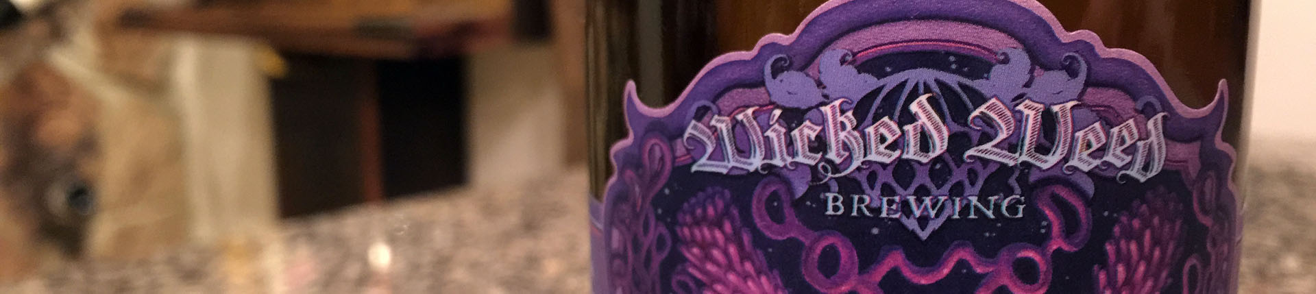 Wicked Weed Black Angel Header