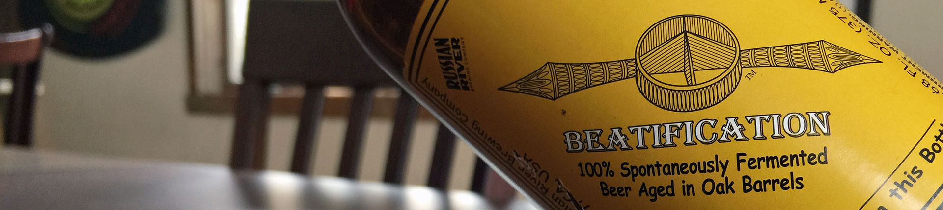 Russian River Beatification Header