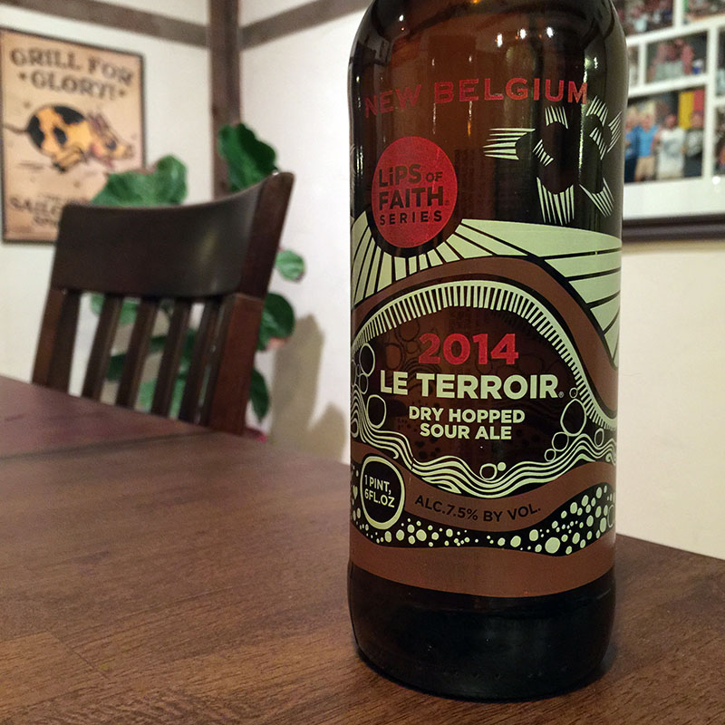New Belgium Le Terroir Featured