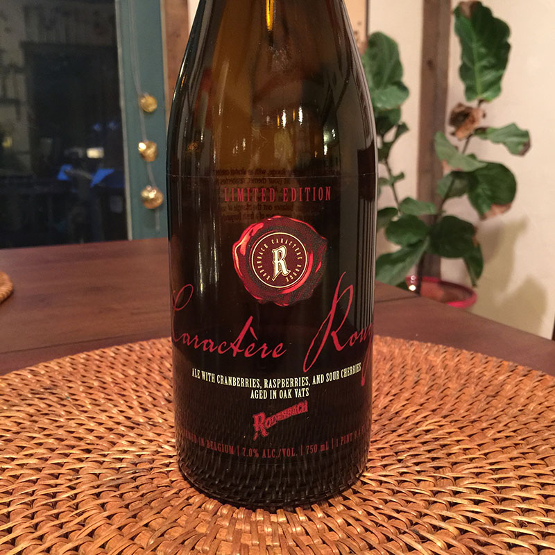 Rodenbach Caractere Rouge Featured