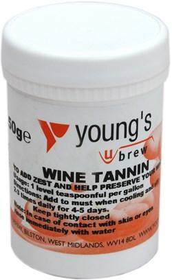 Wine Tannin Powder
