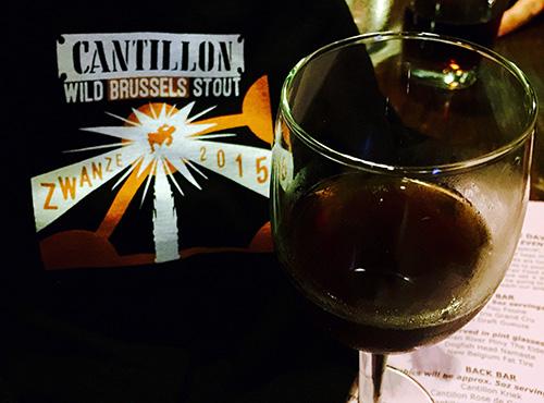 Cantillon Zwanze 2015
