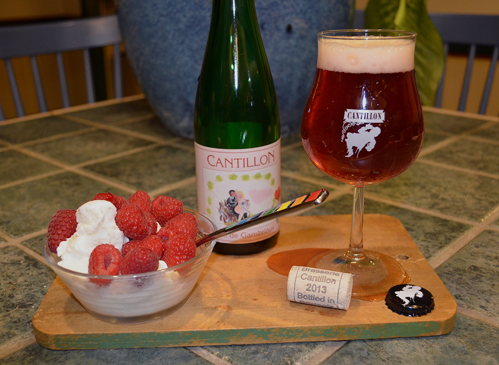 Cantillon & Ice Cream
