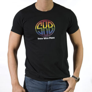 Brew With Pride Mens Tee