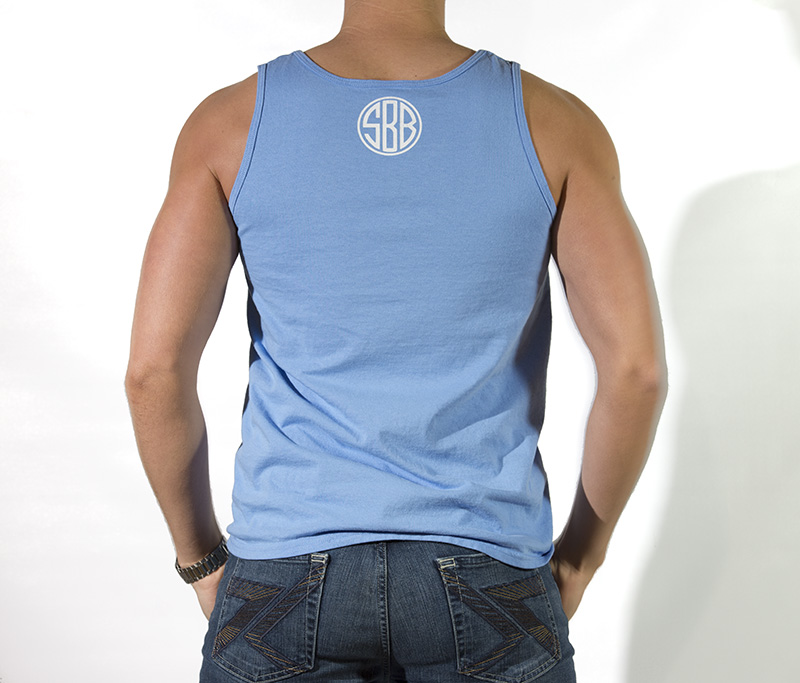Sour Beer Blog Mens Tank Back