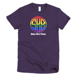Brew With Pride: Women's Tee