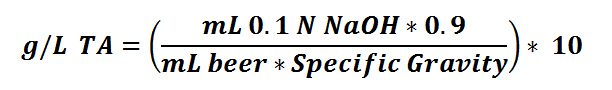 TA Equation