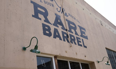 The Rare Barrel: Brewery Profile, Interview, and Tasting