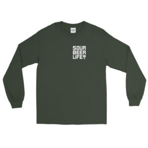 Sour Beer Life (Small Format) – Long Sleeve Tee