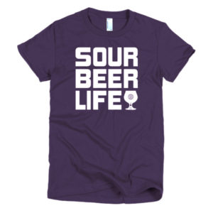 Sour Beer Life (Large Format) – Women's Tee