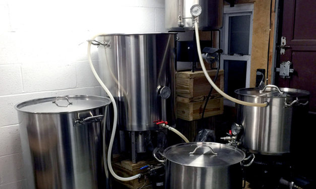 The Sour Beer Brewday